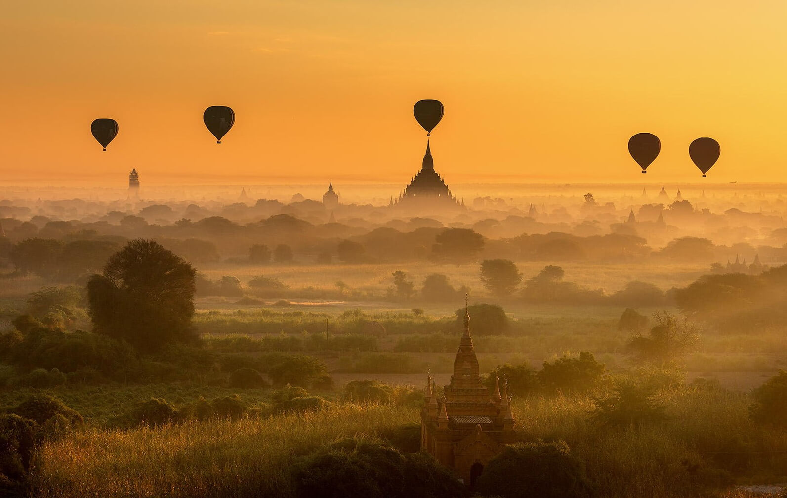 Great destinations come together as Burma is the center of your next tour holiday. Beijing to Yangon is great tour option.