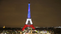 <strong><i> Supporting France..and freedom </i></strong> Worldwide discount for Business & First Class flights to Paris and Nice.