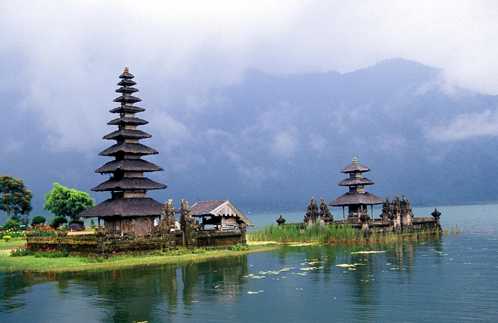 Bali Indonesia (DPS) for the East meets West holiday destination in Asia