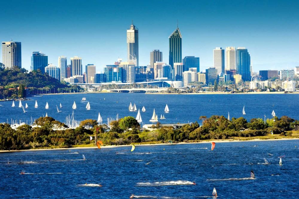 Perth Australia (PER) the western city for sailing fun