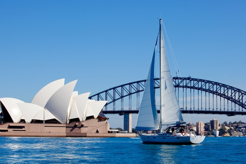 Sydney Australia (SYD) best desination for summer travel