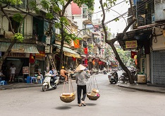 HCMC to Hanoi...RT from $328 in Business Class. Time for business in Vietnam.