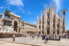 RT From Milano to Toronto ....   from $1450 in Business Class