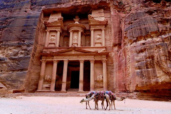Things must see in Petra, Jordan