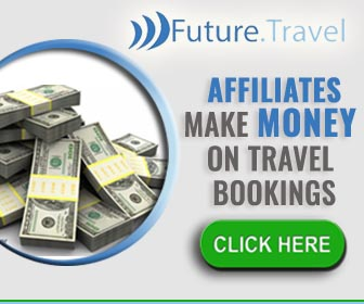 Earn Money by supporting Future.Travel