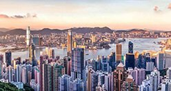 <strong><i>Hong Kong means business...</i></strong>you can fly Business Class RT from Singapore $520
