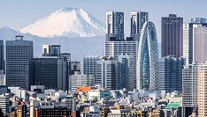 HANOI to TOKYO ....RT from $1072 in Business Class. Time for business in Japan.